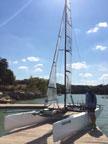 Nacra 570 Sport sailboat