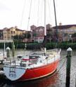 1979 S2 9.2A sailboat