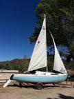 1977 San Juan 21 sailboat