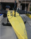 2010 Weta Trimaran sailboat