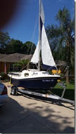2005 WWP 15 sailboat