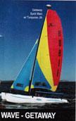 Hobie sail