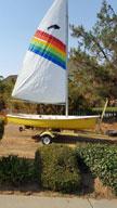 1975 AMF Puffer sailboat