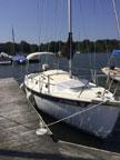 1988 Compac 19 sailboat