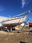 1977 Ericson 29 sailboat