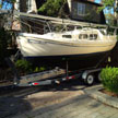 1984 Halman 20 sailboat
