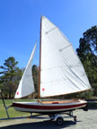 2017 Herreshoff Biscayne Bay 14 sailboat