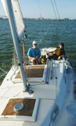 1977 Kittiwake 23 sailboat