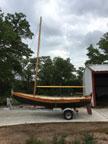 2010 Lowells Sail boat 16 ft, sailboat
