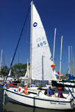 1980 Oday 23 sailboat