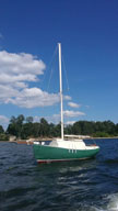 2016 Pacific Seacraft Flicka 20 sailboat