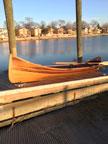 Adirondack Guide Boat. 15ft.