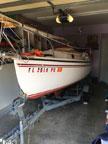 1993 Compac 16 sailboat