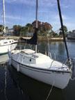 1982 ComPac 234 sailboat