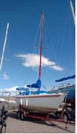 1976 Ericson 25 sailboat
