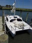 1972 Hirondelle Catamaran 24 sailboat