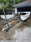 1975 Hobie 16 sailboat