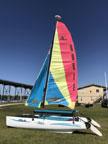 2013 Hobie Getaway sailboat