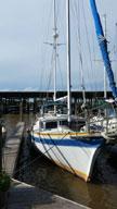 1975 Islander 41 sailboat