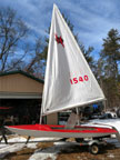 70's Chrysler Man O War sailboat