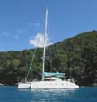 1998 Fountaine Pajot Venezia 42 sailboat