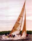 1984 Kiwi 35 sailboat