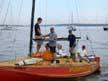 1979 Lindenberg 22 sailboat