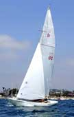 1949 Luders 16 sailboat