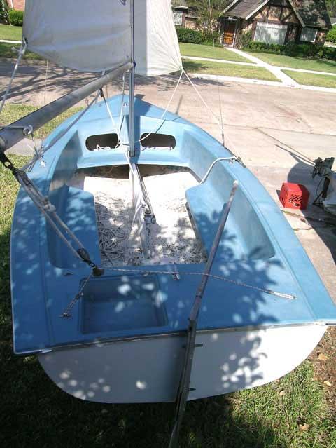 Pintail 14 sailboat