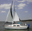 1976 Leisure 22 sailboat